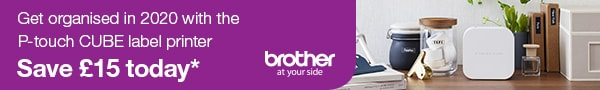 Brother PT Cube