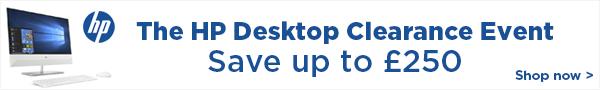 HP Desktop Clearance