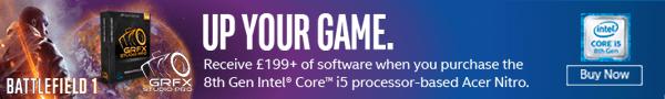 Acer Nitro Intel App Pack