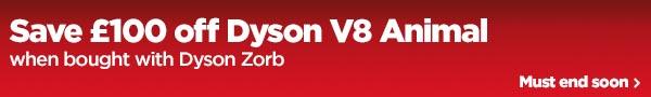 Dyson Flash Sale