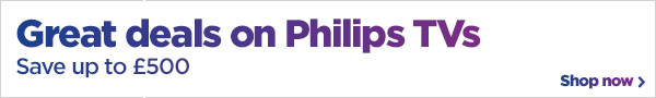Philips TV savings