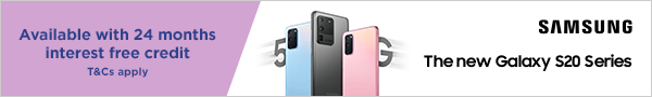Samsung S20 interest free credit