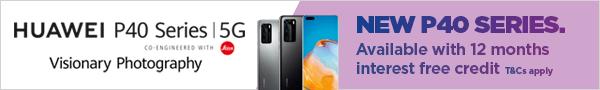Huawei P40 launch