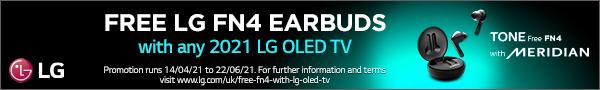 LG FN4 earbuds