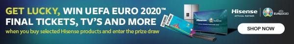 Hisense prize draw