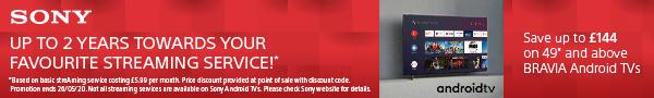 Sony savings