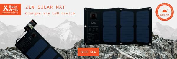 21W Solar Mat
