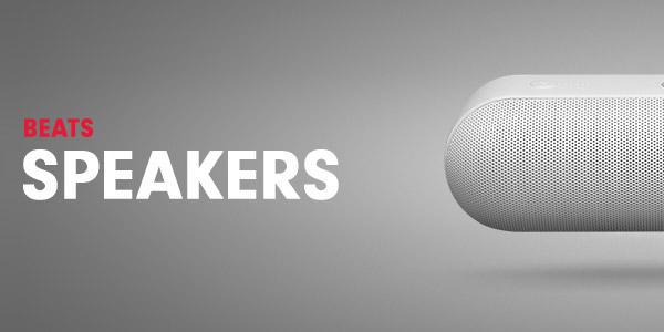 Beats Pill Speaker Product Range