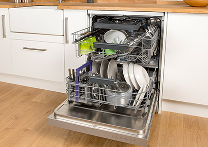 Beko full size dishwashers