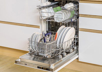 Beko slimline dishwashers