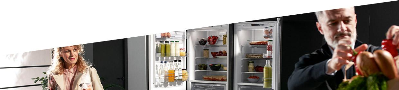 built-in refrigeration
