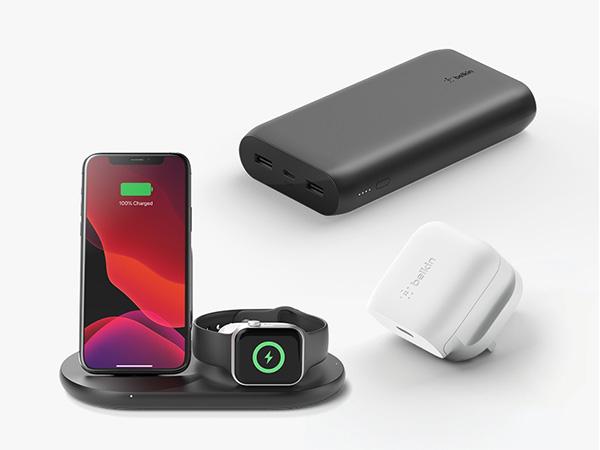 belkin mobile accessories