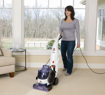 Bissell Carpet Cleaner Bissell Cleanview Lift Off Amp Reach