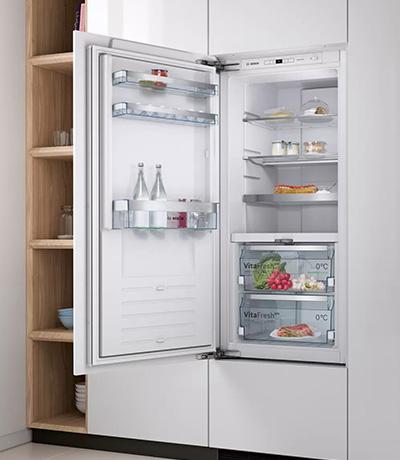 Bosch built in fridges
