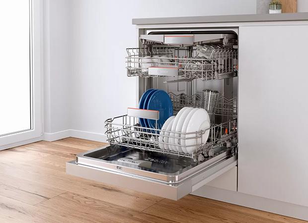 Bosch Built-in dishwashers