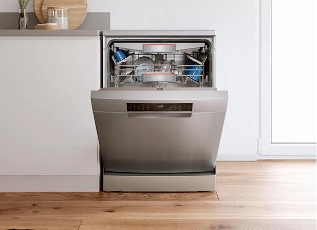 bosch free standing dishwashers