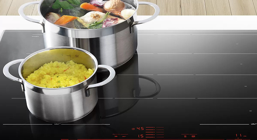 Bosch Induction and ceramic hobs