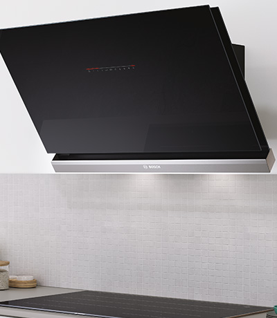 Bosch Wall mounted hoods