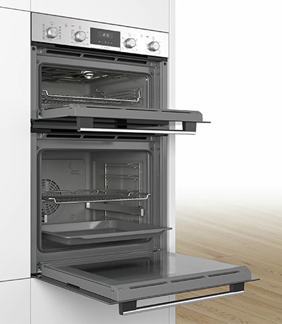 Bosch double ovens