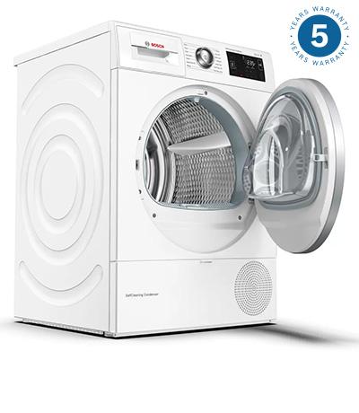 Bosch heat pump tumble dryer