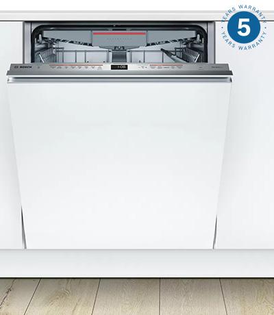 Bosch integrated dishwashers