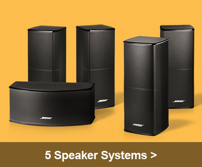 bose 5 speaker home cinema systems incredible sound currys. Black Bedroom Furniture Sets. Home Design Ideas