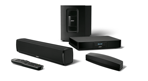 SoundTouch 120 home cinema system