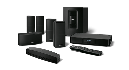 SoundTouch 520 home cinema system