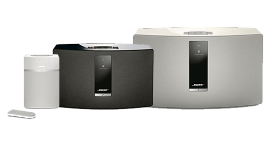 SoundTouch wireless music systems