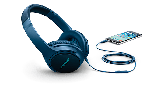 SoundTrue around-ear headphones II