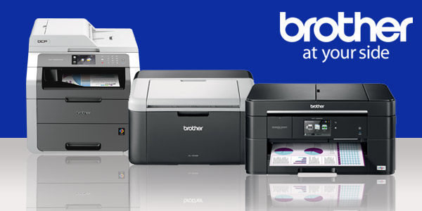 Brother Printers - at your side