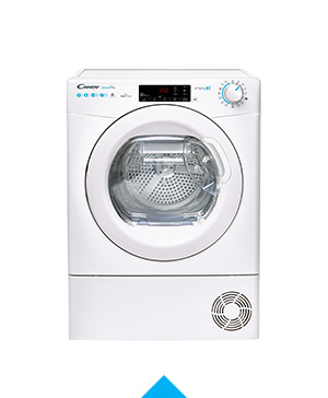 Candy tumble dryers