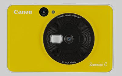 Canon zoemini C camera