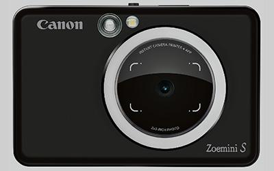 Canon Zoemini S camera