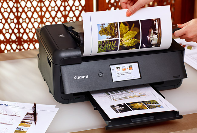 canon small office printers