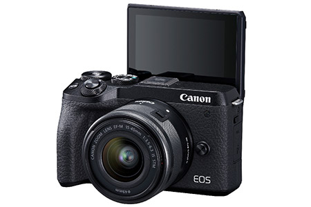 canon eos M6 Mark 2