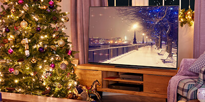 Choose the right 4K TV this Christmas