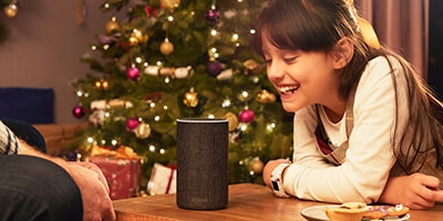 Amazon voice control assistants