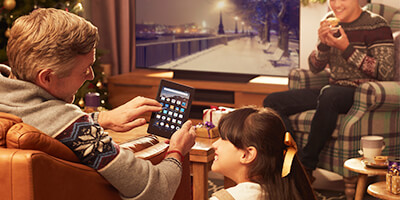 Boost your Wi-Fi for the Christmas onslaught