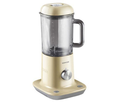 Cooking with Kenwood BLX52 kMix Blender