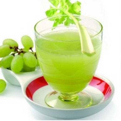Celery & Grape Juice
