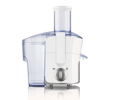 PHILIPS HR1854 Juicer - White