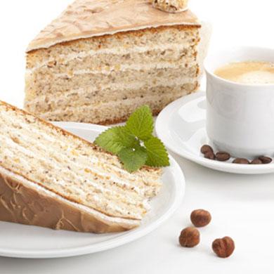 Coffee Caker