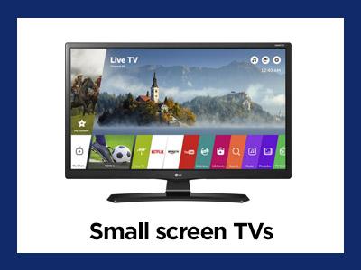 Small tvs