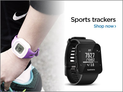 Sports trackers