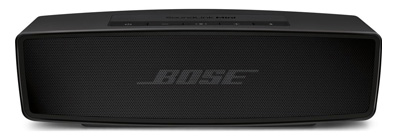 Bose Soundlink Mini speaker.
