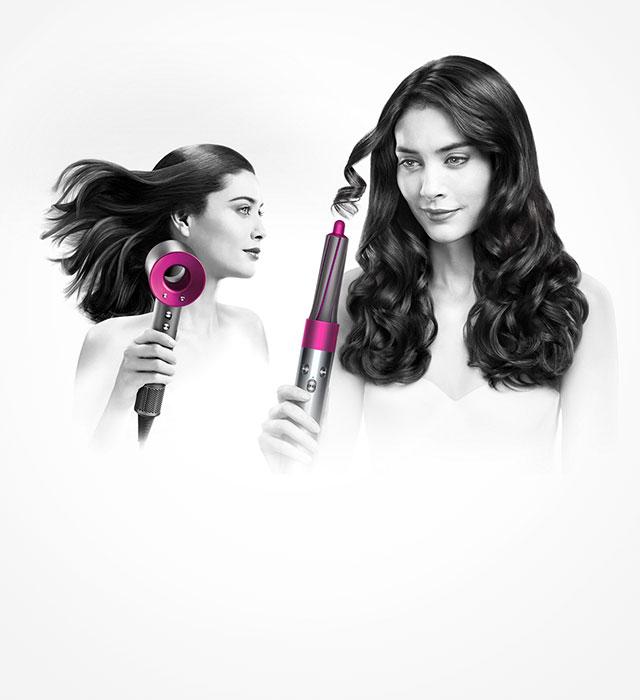 dyson hair care