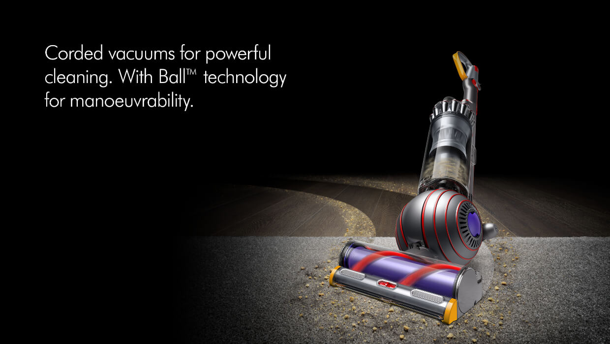 Dyson Full-size vacuum cleaners