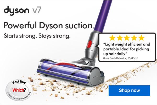 Dyson V7 cordless