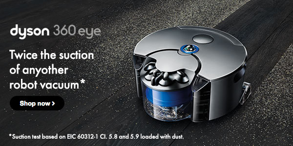 Dyson Robot 360 Eye